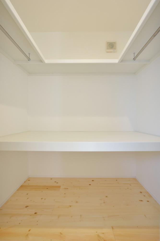 開放感と収納力にこだわった注文住宅Simple Box13