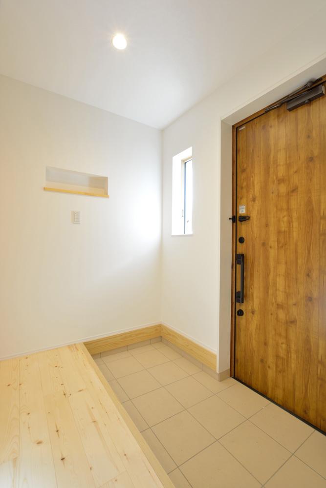 開放感と収納力にこだわった注文住宅Simple Box14
