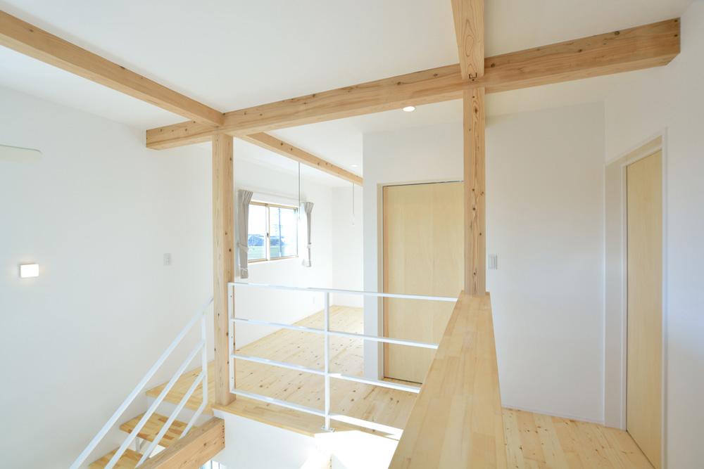 開放感と収納力にこだわった注文住宅Simple Box11