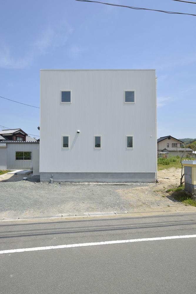 生活動線やフラットな和空間のある注文住宅Simple Box + Box02