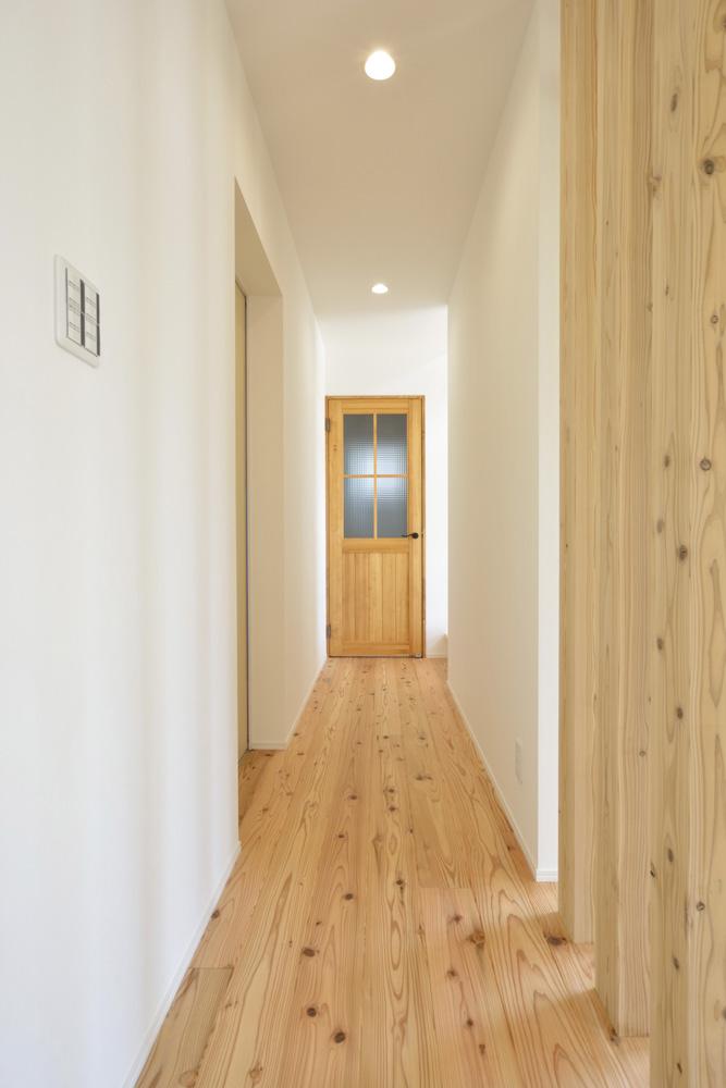 生活動線やフラットな和空間のある注文住宅Simple Box + Box07