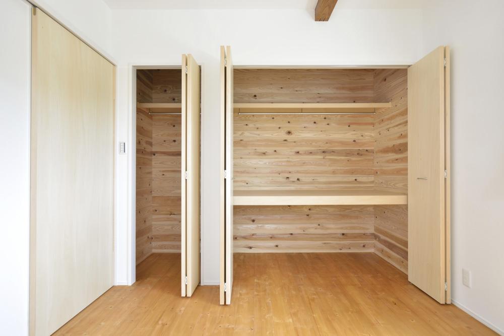 生活動線やフラットな和空間のある注文住宅Simple Box + Box13