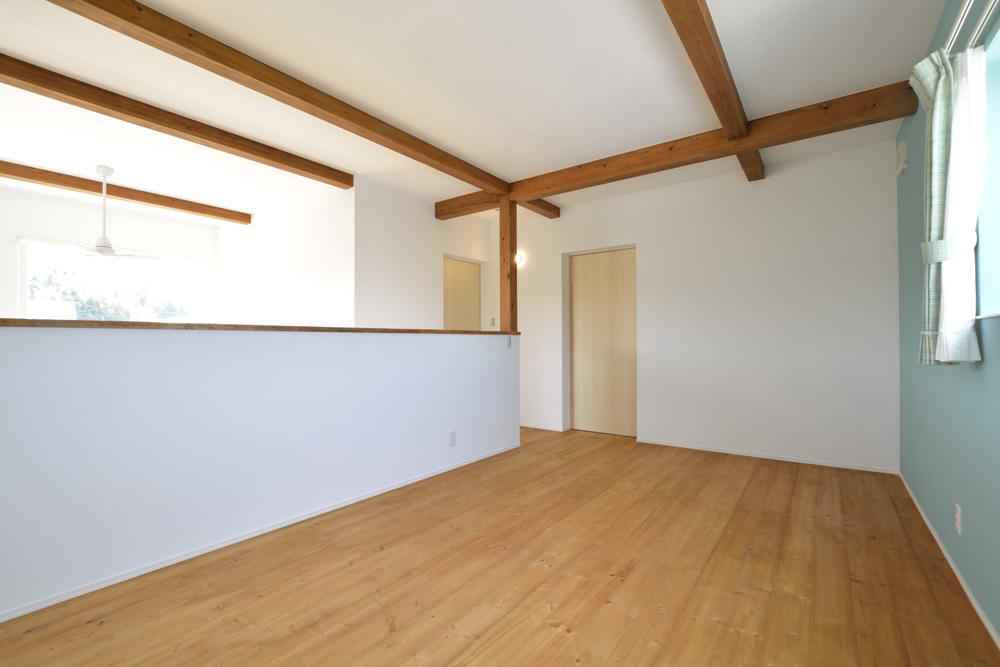 生活動線やフラットな和空間のある注文住宅Simple Box + Box09