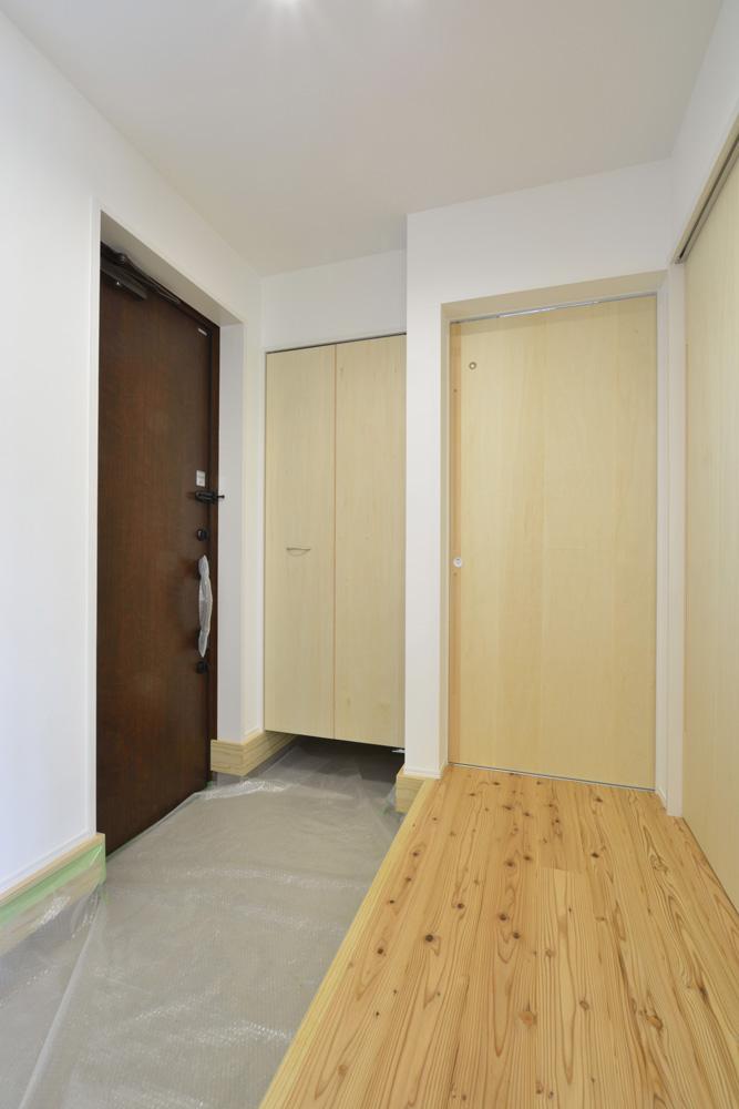 生活動線やフラットな和空間のある注文住宅Simple Box + Box14