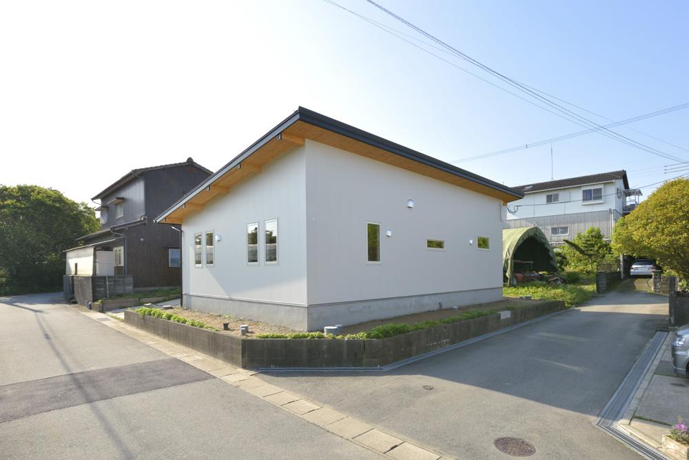 平屋のお家、注文住宅COVACO(コバコ)03