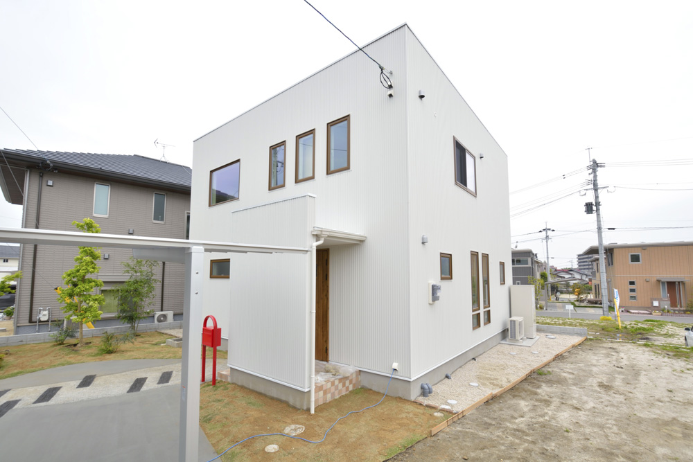 TOYO KITCHEN(トーヨーキッチン)と注文住宅Simple Box02