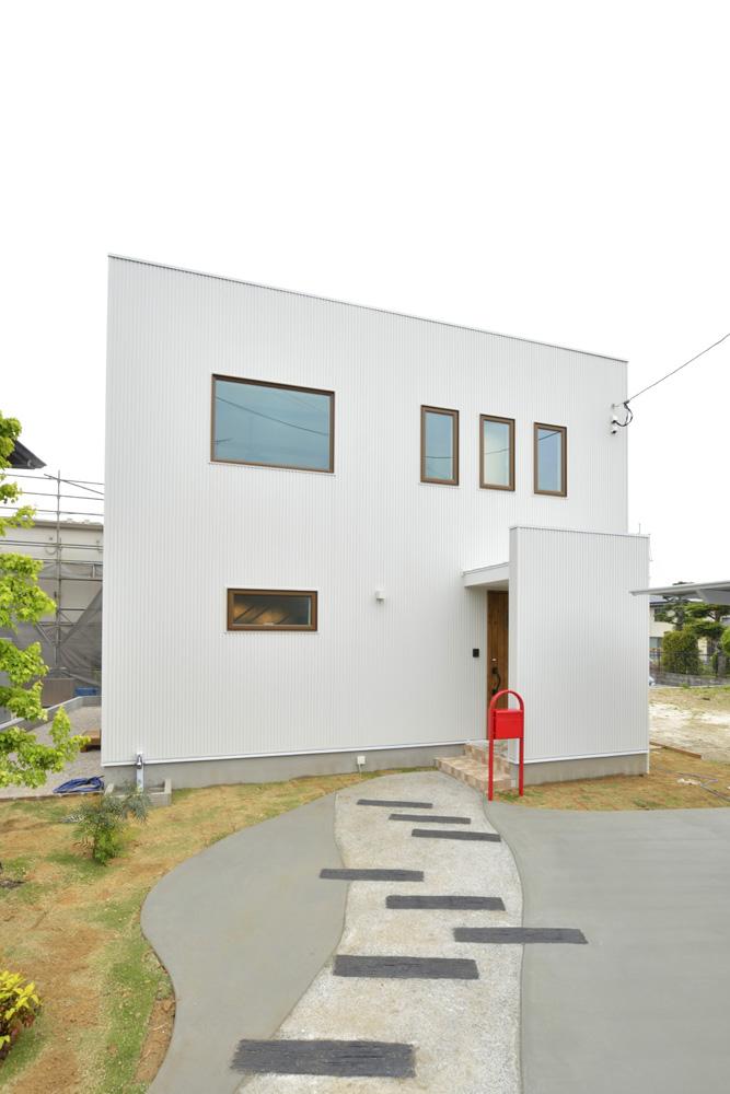 TOYO KITCHEN(トーヨーキッチン)と注文住宅Simple Box01
