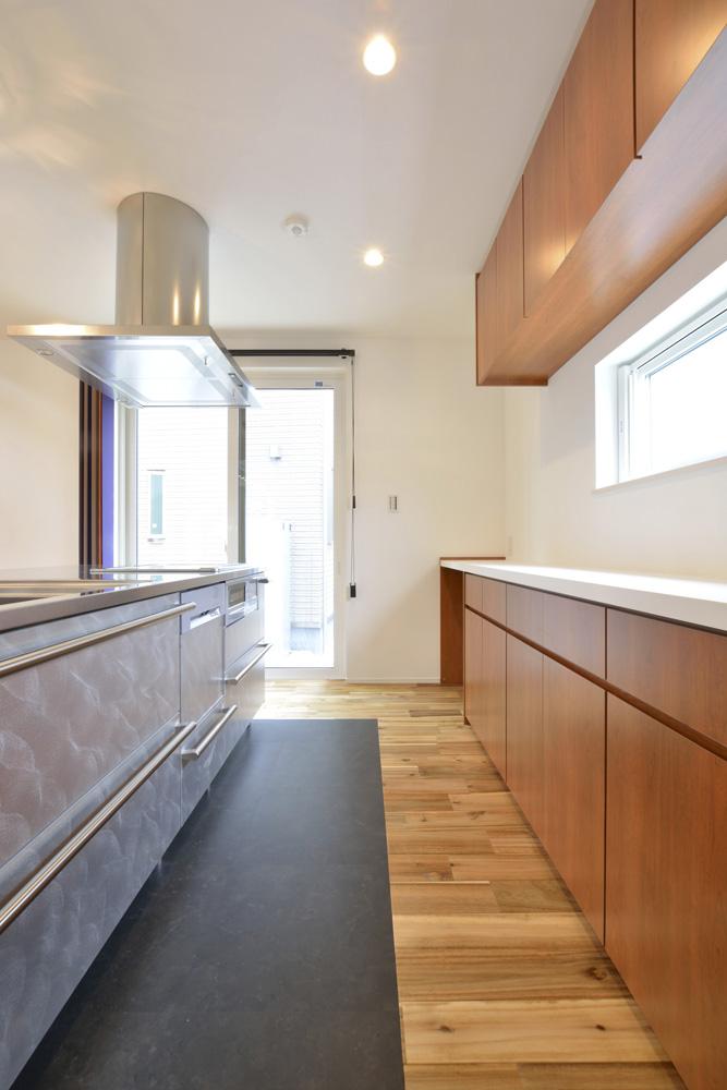 TOYO KITCHEN(トーヨーキッチン)と注文住宅Simple Box11