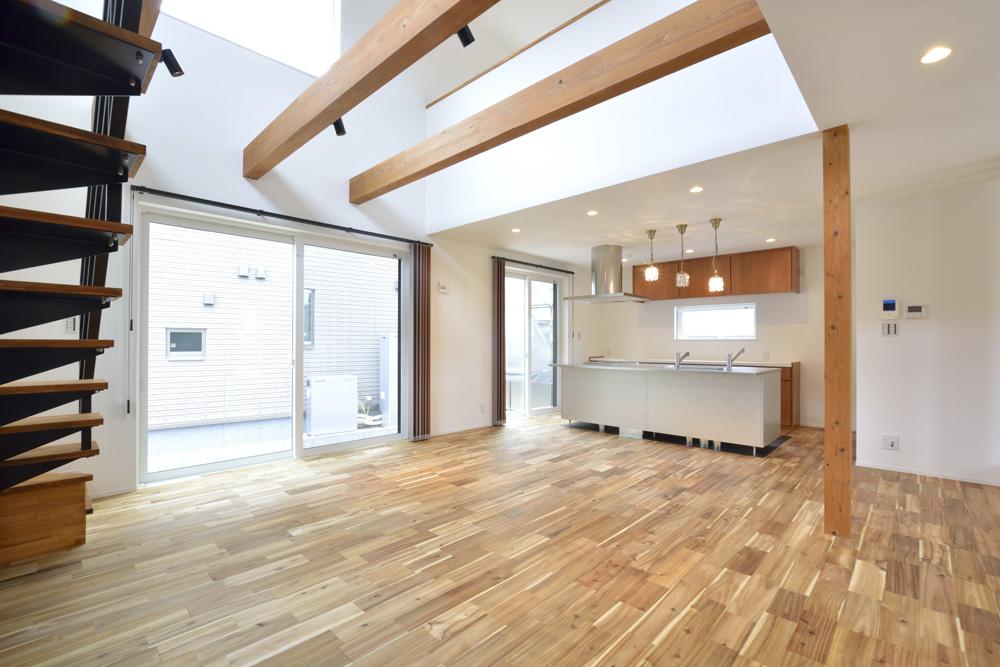 TOYO KITCHEN(トーヨーキッチン)と注文住宅Simple Box04