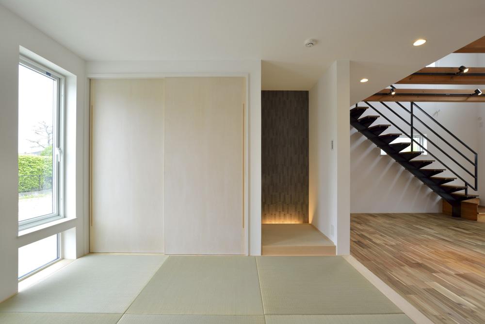 TOYO KITCHEN(トーヨーキッチン)と注文住宅Simple Box13