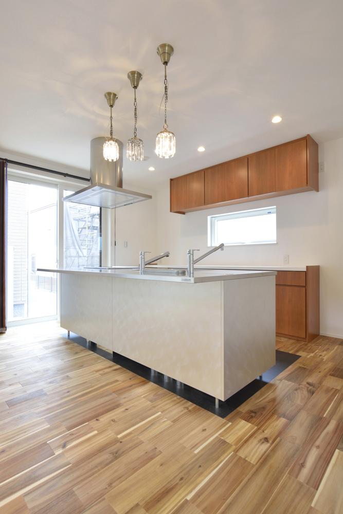 TOYO KITCHEN(トーヨーキッチン)と注文住宅Simple Box09