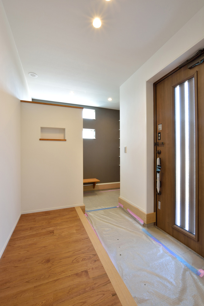 オリジナル収納やこだわりのキッチンスペースのある注文住宅HARMONY11