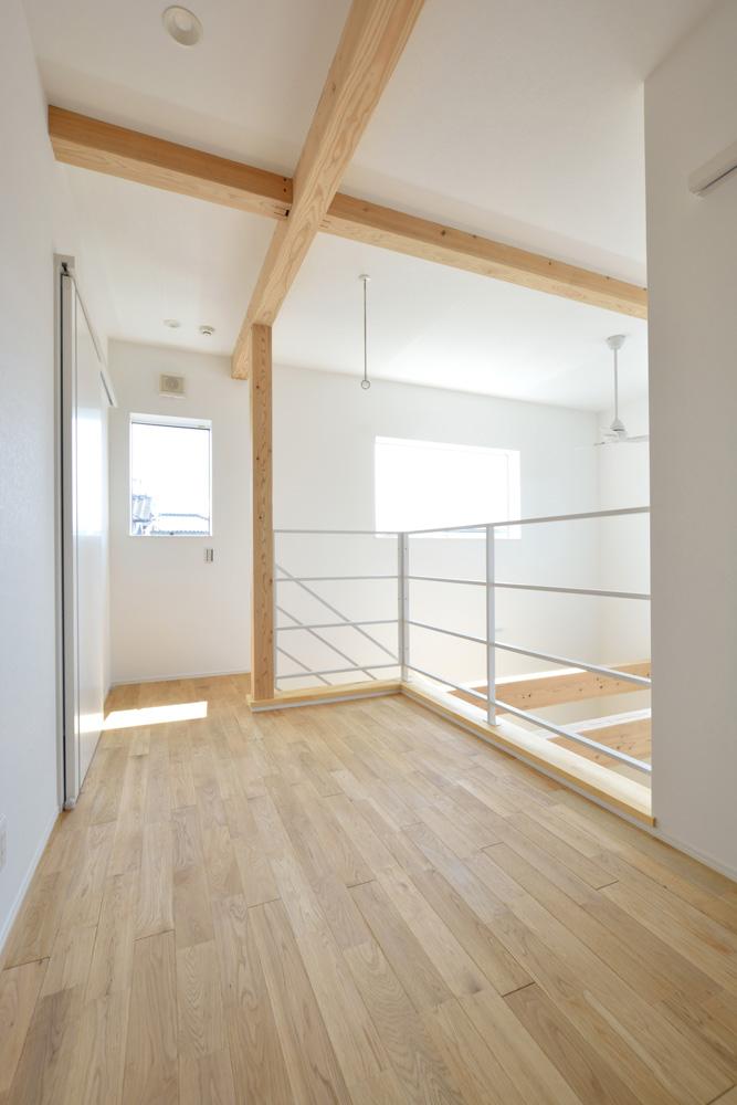 ネイビーの注文住宅 Simple Box11