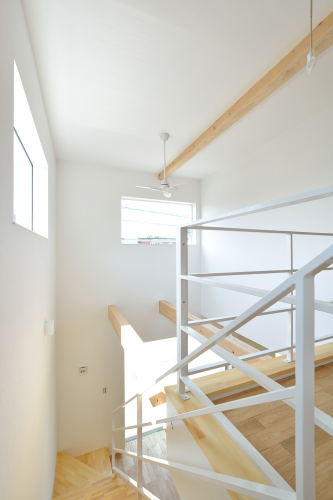 ネイビーの注文住宅 Simple Box10