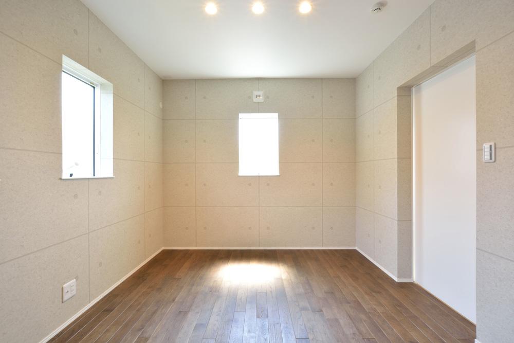 ネイビーの注文住宅 Simple Box12