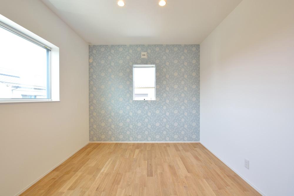 ネイビーの注文住宅 Simple Box13
