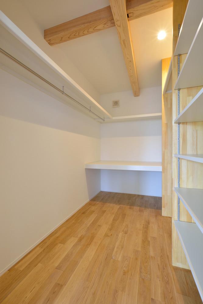 ネイビーの注文住宅 Simple Box15