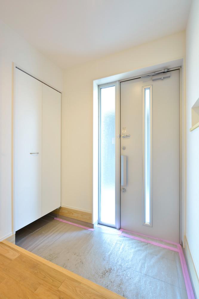 ネイビーの注文住宅 Simple Box17