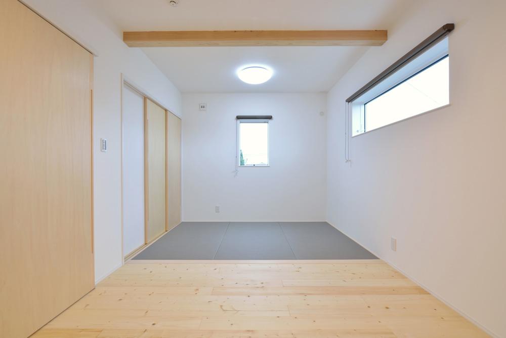 四角いお家、注文住宅 Simple Box+Box(シンプルボックス)11