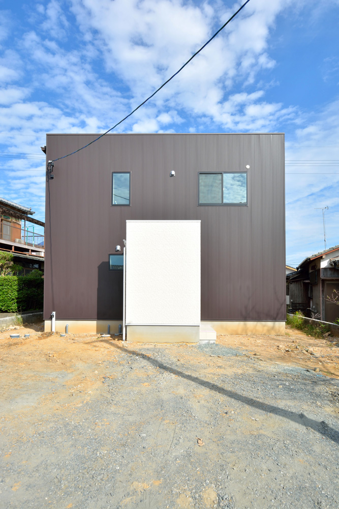 シンプル&ナチュラルなお家、注文住宅 Simple Box(シンプルボックス)01