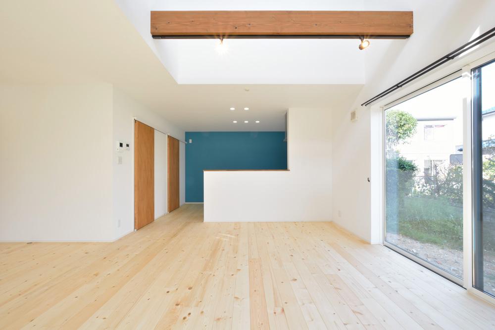 シンプル&ナチュラルなお家、注文住宅 Simple Box(シンプルボックス)03
