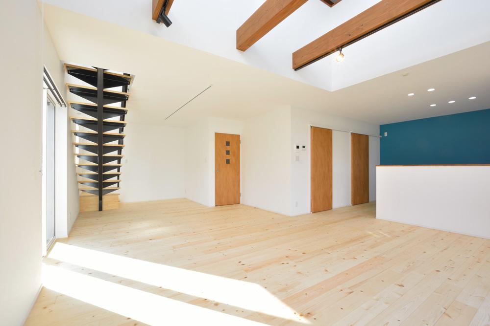シンプル&ナチュラルなお家、注文住宅 Simple Box(シンプルボックス)04