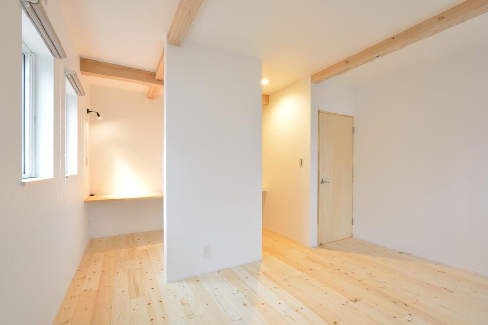 クラシックなカラーで統一した、注文住宅 Simple Box(シンプルボックス)17