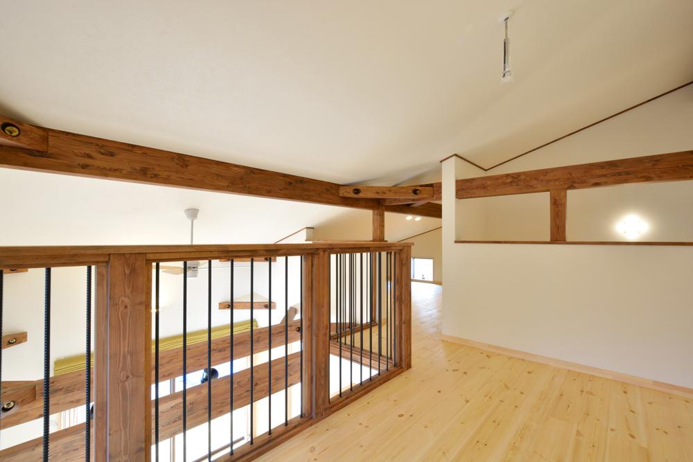 片流れ屋根のお家LOAFER(ローファー)12