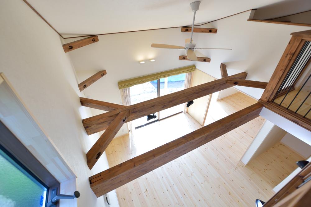 片流れ屋根のお家LOAFER(ローファー)15
