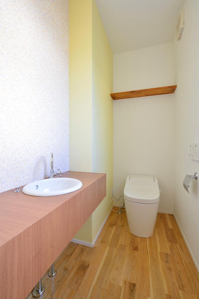 こだわりのキッチンスペースがある注文住宅 Simple Box(シンプルボックス)17