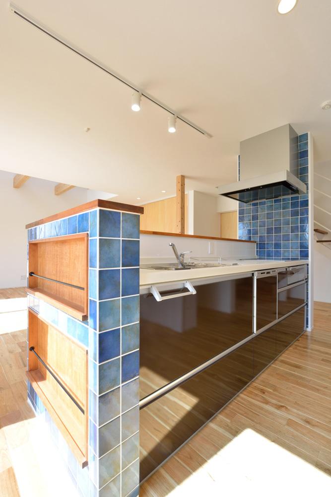 こだわりのキッチンスペースがある注文住宅 Simple Box(シンプルボックス)06