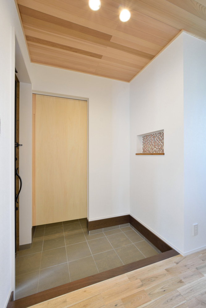 こだわりのキッチンスペースがある注文住宅 Simple Box(シンプルボックス)15