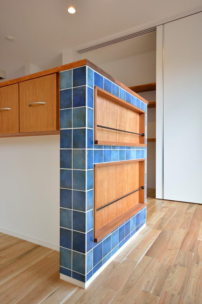 こだわりのキッチンスペースがある注文住宅 Simple Box(シンプルボックス)07
