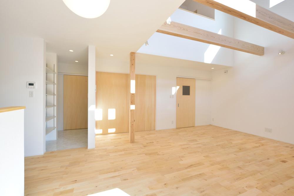 四角の黒いお家、注文住宅Simple Box(シンプルボックス)06