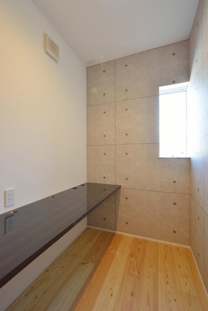 四角の黒いお家、注文住宅Simple Box(シンプルボックス)13
