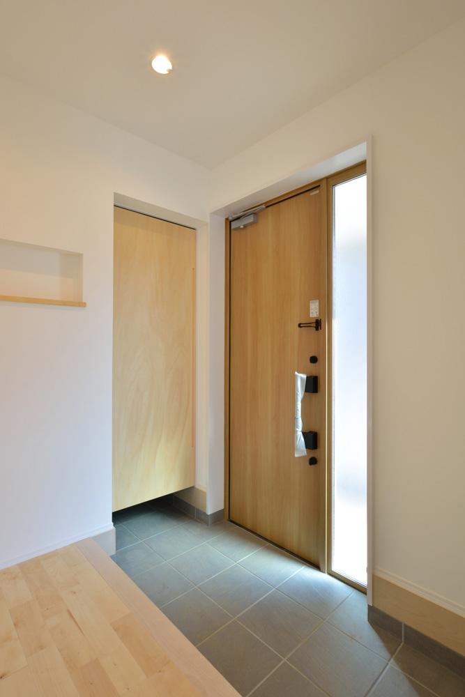 四角の黒いお家、注文住宅Simple Box(シンプルボックス)14