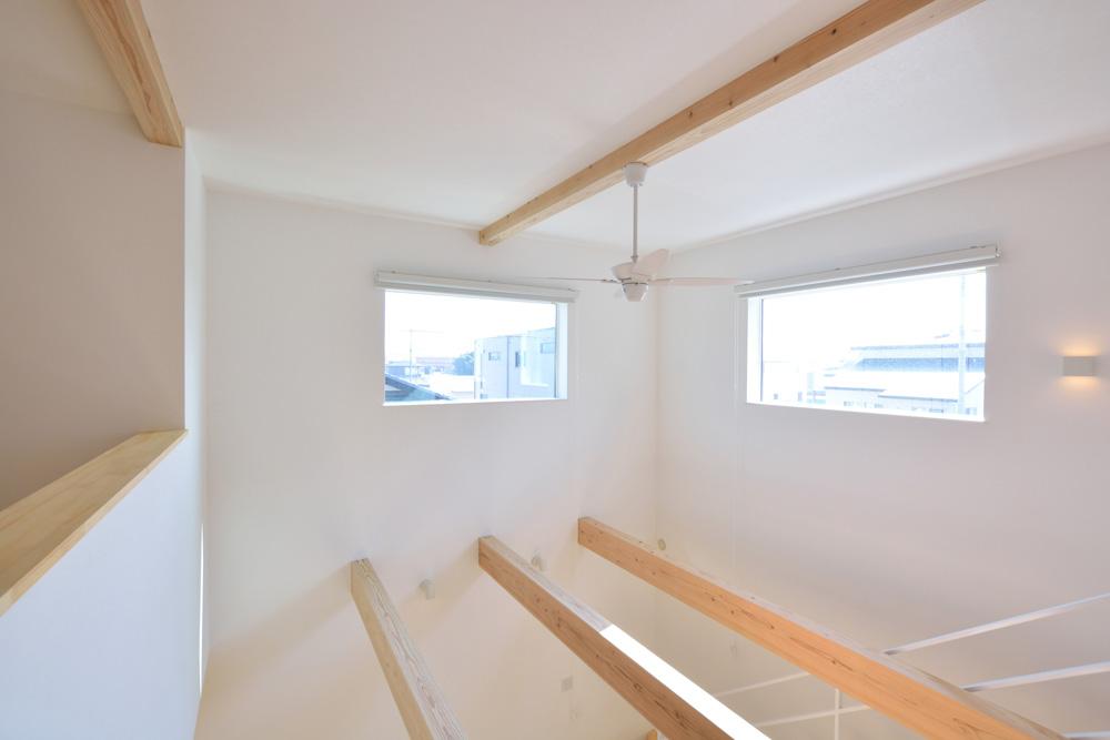 四角の黒いお家、注文住宅Simple Box(シンプルボックス)10