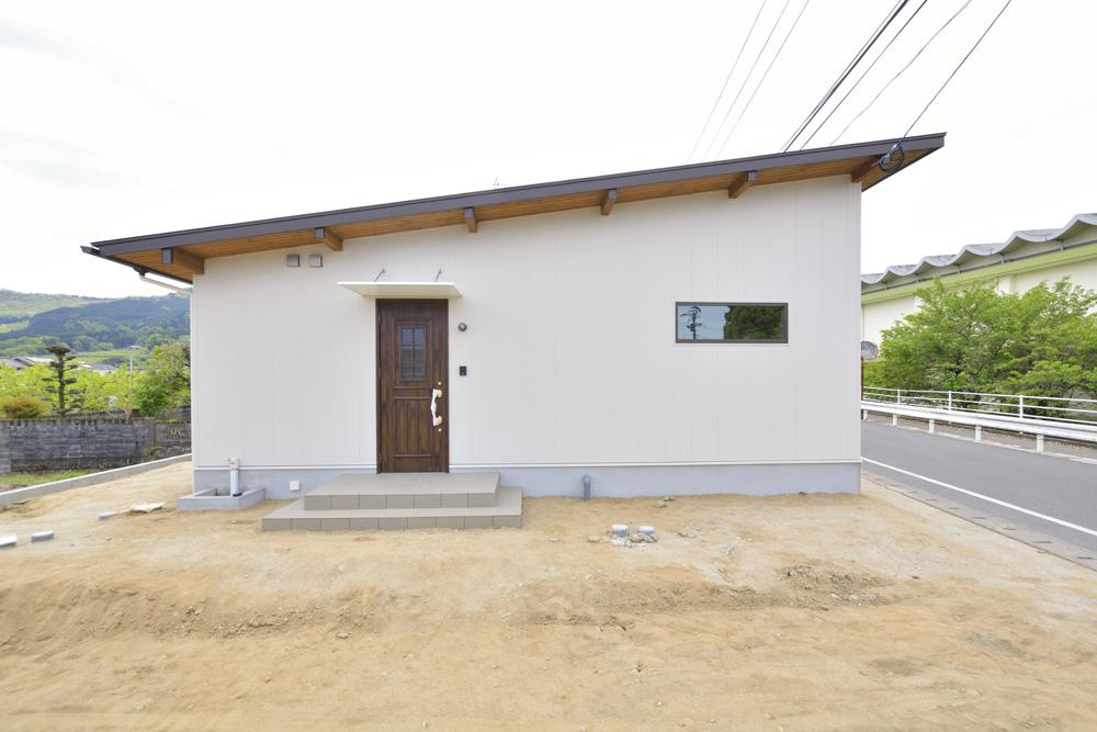 平屋のお家、注文住宅COVACO(コバコ)01