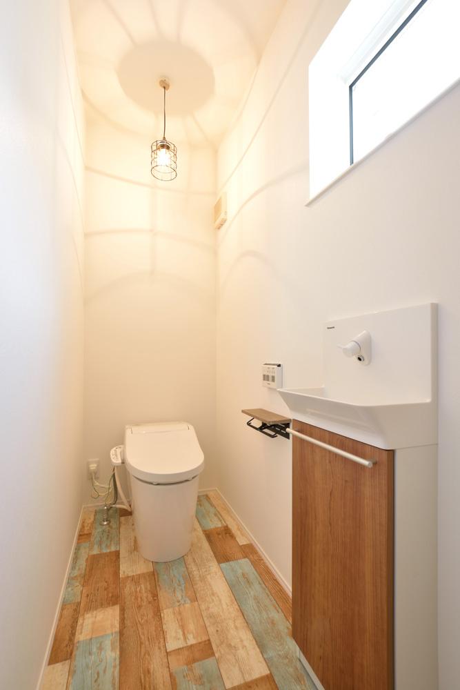ホワイト+ブラウンの四角いお家、注文住宅Simple Box + Box(シンプルボックス+ボックス)19