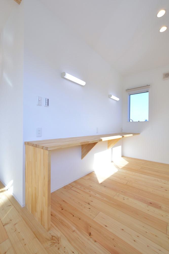 四角の白いお家、注文住宅Simple Box(シンプルボックス)10