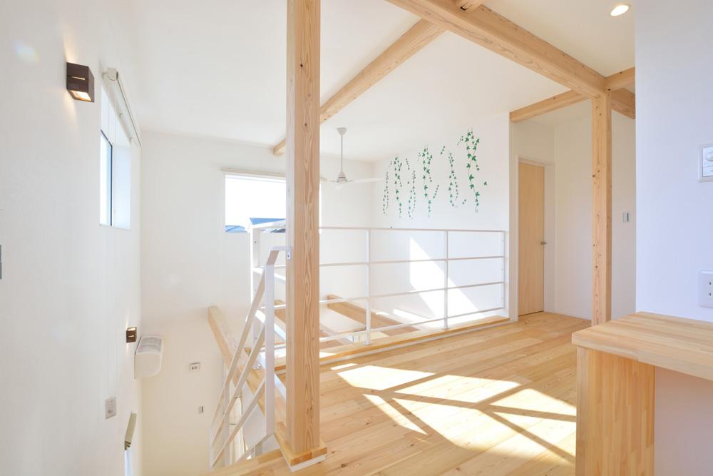 四角の白いお家、注文住宅Simple Box(シンプルボックス)11