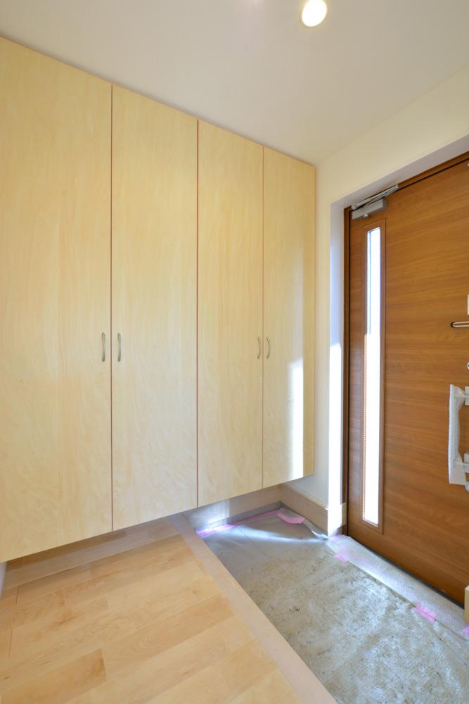 四角の白いお家、注文住宅Simple Box(シンプルボックス)15