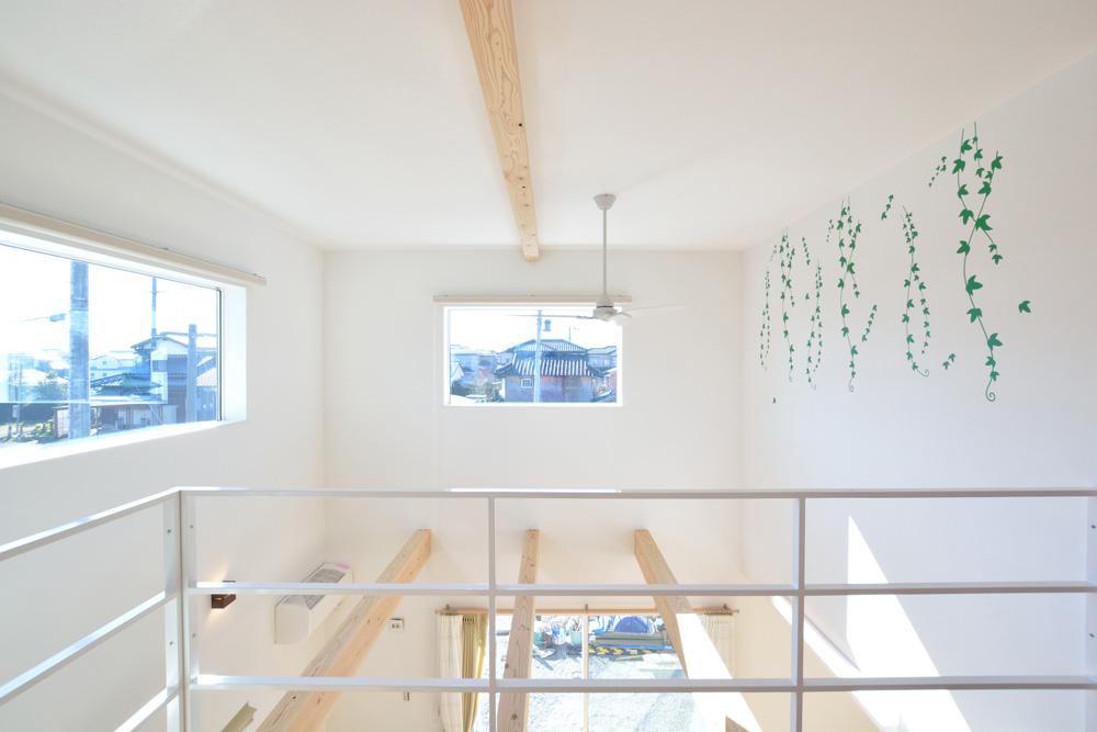 四角の白いお家、注文住宅Simple Box(シンプルボックス)13