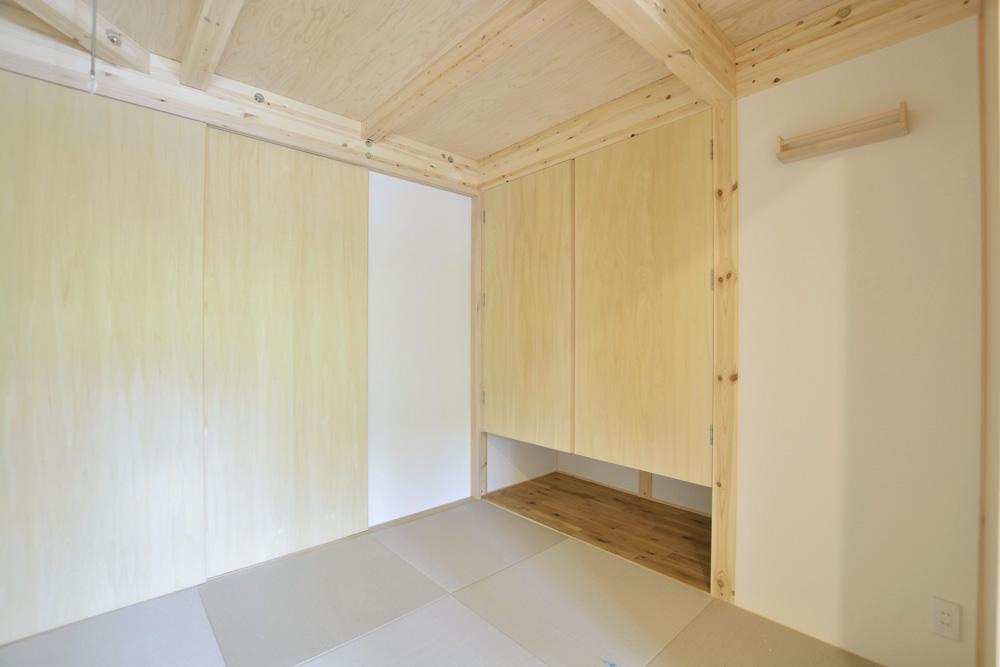 ガルバリウムの平屋、注文住宅COVACO(コバコ)12
