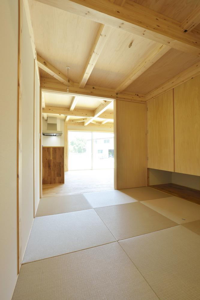 ガルバリウムの平屋、注文住宅COVACO(コバコ)13