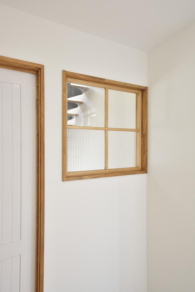 ヘリンボーン+吹き抜け、注文住宅Simple Box(シンプルボックス)10