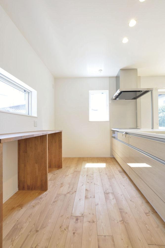 青いガルバの四角いお家、注文住宅Simple Box(シンプルボックス)11