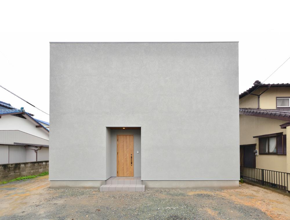 完全オーダーメイドのシンプルなお家HARMONY(ハーモニー)01