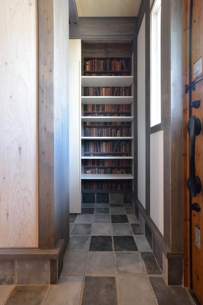 モスグリーンの平屋、注文住宅COVACO(コバコ)10