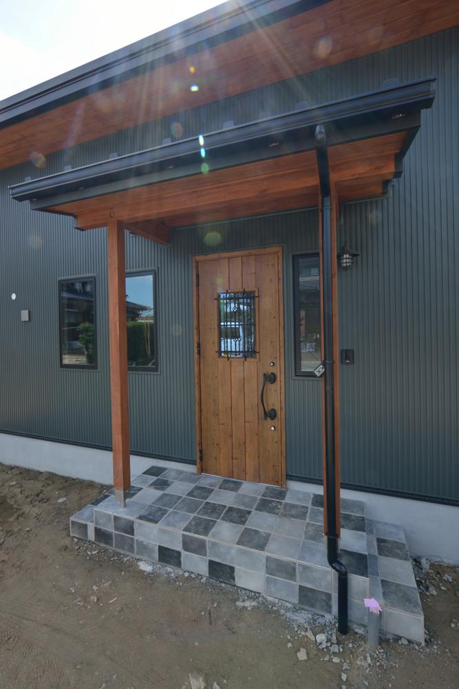 モスグリーンの平屋、注文住宅COVACO(コバコ)14